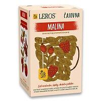 Ovocný čaj Leros Millenium Maliny