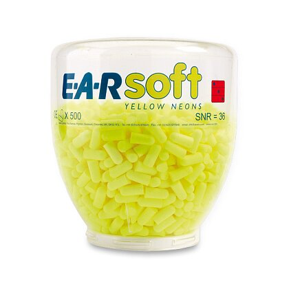 Product image ear protectors dispenser - container