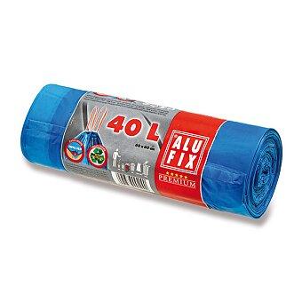 Obrázek produktu Aromatické pytle na odpadky Alufix - 40 l, 15 ks, 25 mikronů