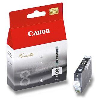 Obrázek produktu Cartridge Canon CLI-8  pro inkoustové tiskárny - black (černá)