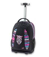 Školní batoh s kolečky Walker Spin Dark Owl