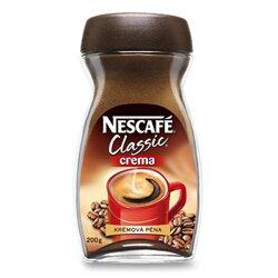 Nescafé Classic Crema - instant coffee | ACTIVA