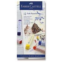Pastelové křídy Faber-Castell
