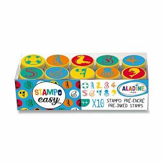 Obrázek produktu Razítka Aladine Stampo Easy - Číslice