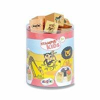 Razítka Aladine Stampo Kids - ZOO