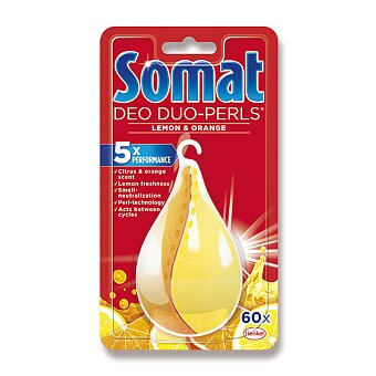Obrázek produktu Osvěžovač do myčky Somat Deo - lemon
