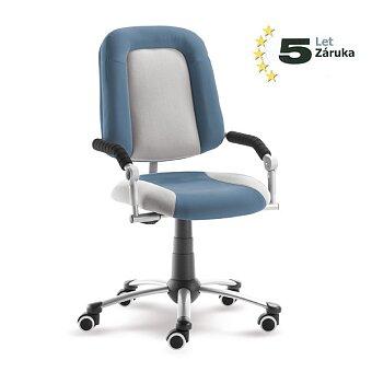 Obrázek produktu Rostoucí dětská židle Mayer Freaky Sport - modrošedá / šedá