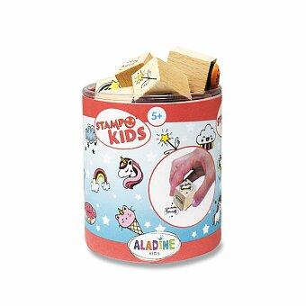 Obrázek produktu Razítka Aladine Stampo Kids - Jednorožci