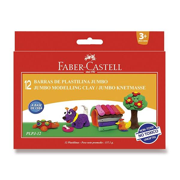Modelovací hmota Faber-Castell 12 barev