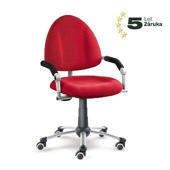 Obrázek produktu Rostoucí dětská židle Mayer Freaky - červená