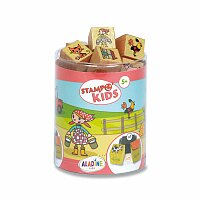 Razítka Aladine Stampo Kids - Farma