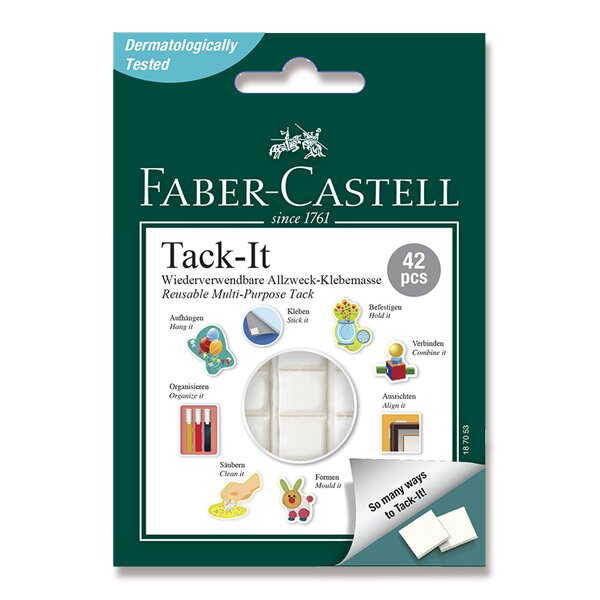 Lepicí hmota Faber-Castell Tack-it 30 g