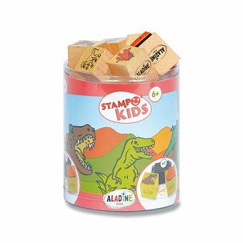 Obrázek produktu Razítka Aladine Stampo Kids - Dinosauři