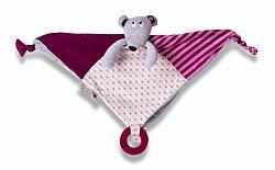 Hračka Mamas & Papas - Myška s dečkou na mazlení
