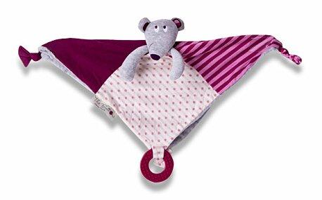 Obrázek produktu Hračka Mamas & Papas - Myška s dečkou na mazlení
