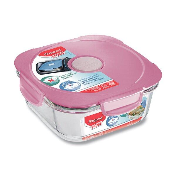 Obědový box Maped Picnik Concept Adults růžový