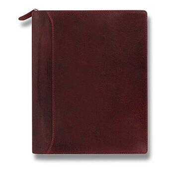 Obrázek produktu Diář A5 Filofax Lockwood Zip - rubínový