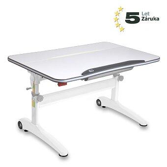Obrázek produktu Rostoucí dětský stůl Mayer Racing 32R2 - bílý / šedý