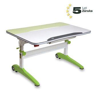 Obrázek produktu Rostoucí dětský stůl Mayer Racing 32R2 - bílý / zelený