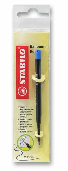 Náplň Stabilo Pointball Refill do kuličkových tužek modrá