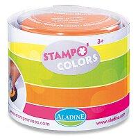 Razítkové barevné podušky Aladine - Fluo