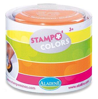 Obrázek produktu Razítkové barevné podušky Aladine - Fluo