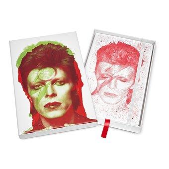 Obrázek produktu Moleskine David Bowie box - sběratelská edice