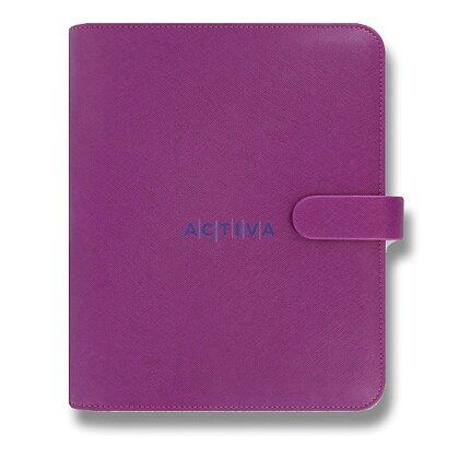 Product image Filofax Saffiano - diary - A5, raspberry