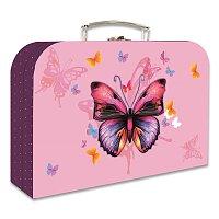 Kufřík Karton P+P Motýl