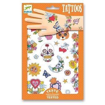 Obrázek produktu Tetování Djeco - Mexický svátek