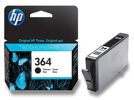 Obrázek produktu Cartridge HP CB316EE č. 364 pro inkoustové tiskárny - black (černý)