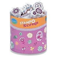 Razítka Stampo Scrap - Kytičky a ornamenty