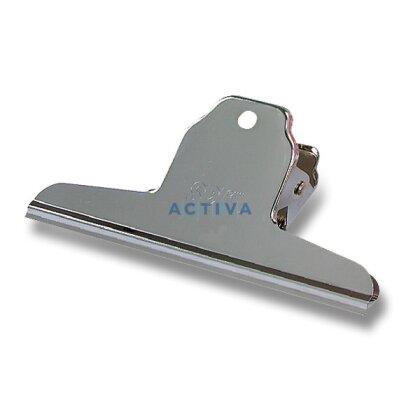 Obrázek produktu Clips - kancelářské klipy chromové - 145 mm