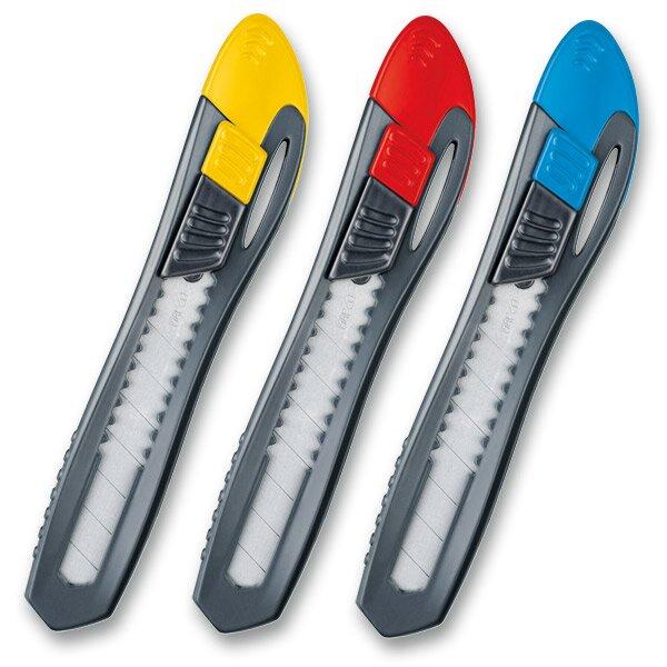 Odlamovací nůž Maped Universal 18 mm, mix barev