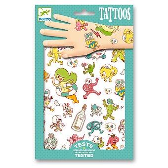 Obrázek produktu Tetování Djeco - Bláznivé figurky