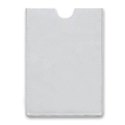 Obrázek produktu Obal na doklady - 80 x 110 mm, transparentní