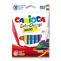 Dětské fixy Carioca Color Change