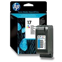 Cartridge HP C6625A - color č. 17 (barevná) pro inkoustové tiskárny