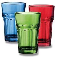 Kisla - sklenice, výběr barev