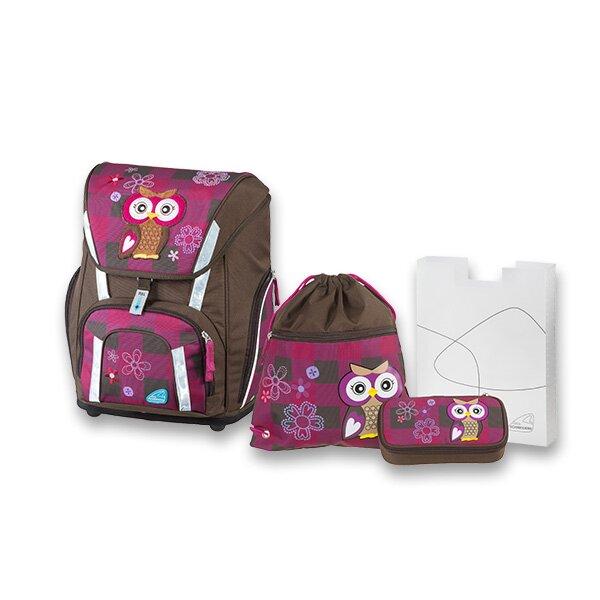 Aktovka Schneiders Smart Olivia the Owl s příslušenstvím ccb16ed76c