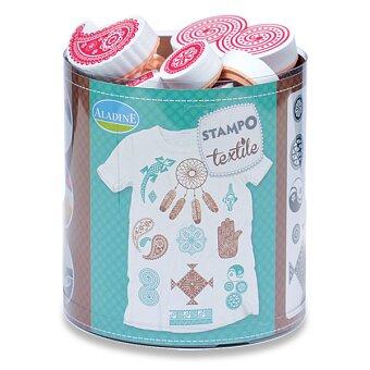 Obrázek produktu Razítka Stampo Textile - Etno