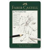 Grafitová tužka Faber-Castell Pitt Graphite Matt