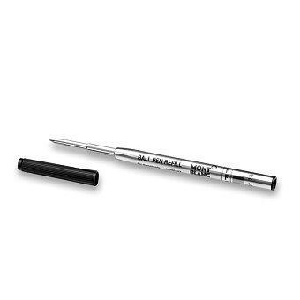 Obrázek produktu Náplň Montblanc do kuličkové tužky - F, černá