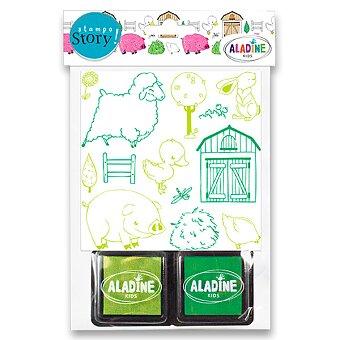 Obrázek produktu Razítka Aladine Stampo Story - Farma