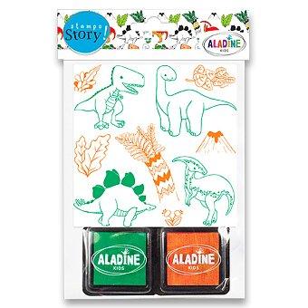 Obrázek produktu Razítka Aladine Stampo Story - Dinosauři