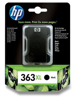 Obrázek produktu Cartridge HP C8719EE č. 363 XL pro inkoustové tiskárny - black (černý)