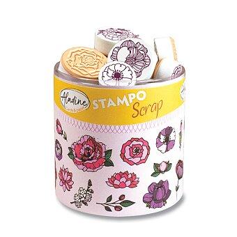 Obrázek produktu Razítka Stampo Scrap - Kytičky