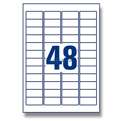 Obrázek produktu Avery Zweckform - ultra odolné etikety - 45,7 × 21,2 mm, 480 etiket