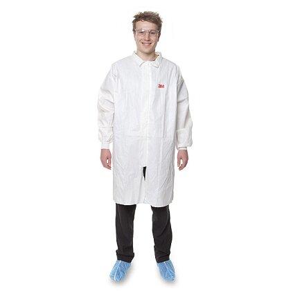 Product image 3M 4430 - disposable lab coat