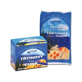 Obrázek produktu Přírodní třtinový cukr - kostky nebo sypaný